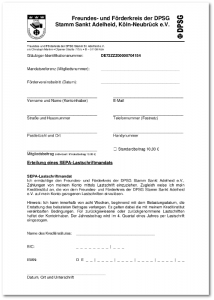 Förderverein_Beitritt